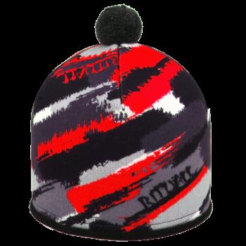 zimní čepice ŠTĚTCE R284MAB