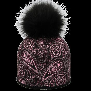 zimní čepice KAŠMÍR R543MCh