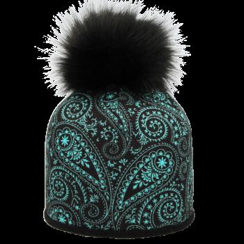 zimní čepice KAŠMÍR R543MFs