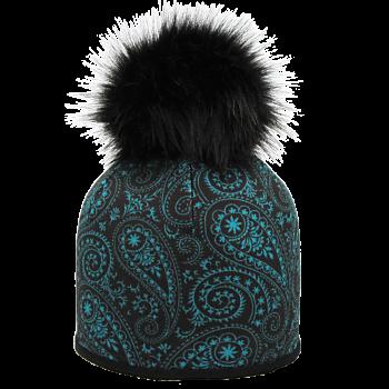 zimní čepice KAŠMÍR R543MF