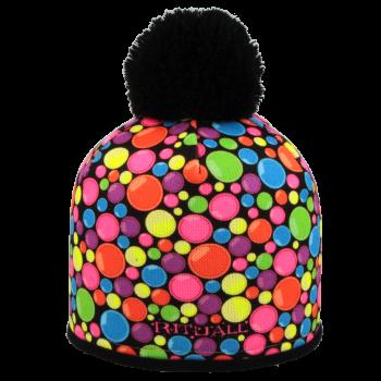 zimní čepice LENTILKY R052MAmix