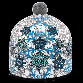 zimní čepice VLOČKY R