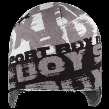 čepice na uši podšívka Wellsoft BOY 3851 J