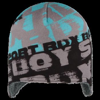 čepice na uši podšívka Wellsoft BOY 3851 F