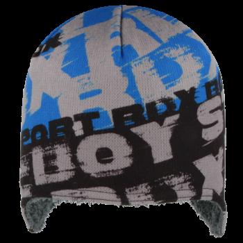 čepice na uši podšívka Wellsoft BOY 3851 W