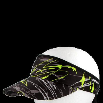 Vázací čelenka s kšiltem Coolmax ŠMOUHY R157AS