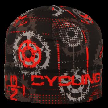 jarní čepice CYCLING R077CAB