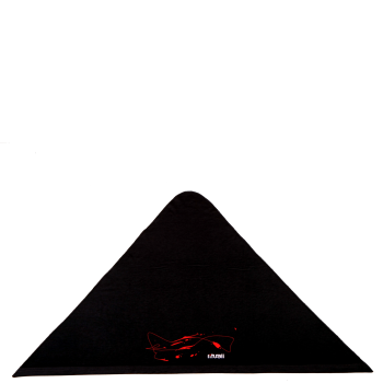 trojcípý šátek BLOTS R020AB