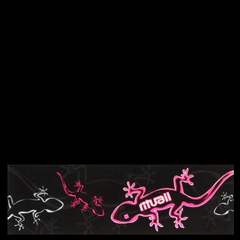 RITUALL čelenka JEŠTĚRKA černá/fluo růžová