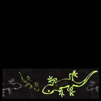 RITUALL čelenka JEŠTĚRKA  černá/fluo zelená