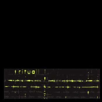 RITUALL čelenka EKG Stelvio černá/neonzelená