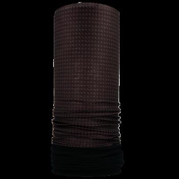 Nákrčník s flisem ŠIPKY R200FA černá