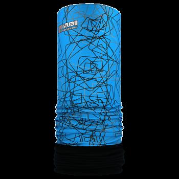 Nákrčník s flisem TVARY R120FQ modrá