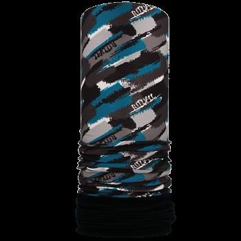 Nákrčník s flisem ŠTĚTCE R285FAF černá/tyrkys