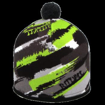 zimní čepice ŠTĚTCE R284MAS