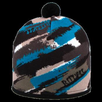 zimní čepice ŠTĚTCE R284MAF