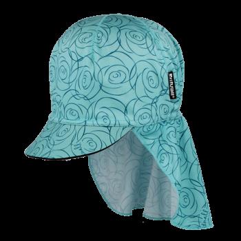 kšiltovka se záclonkou Coolmax RŮŽE R373CF