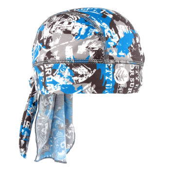 pirát šátek OUTDOOR modrá