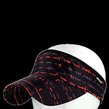 Vázací čelenka s kšiltem Coolmax EKG R096CB