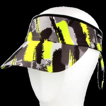 Vázací čelenka s kšiltem Coolmax ŠTĚTCE R391CSf