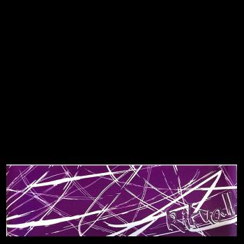 RITUALL čelenka HNÍZDO fialová