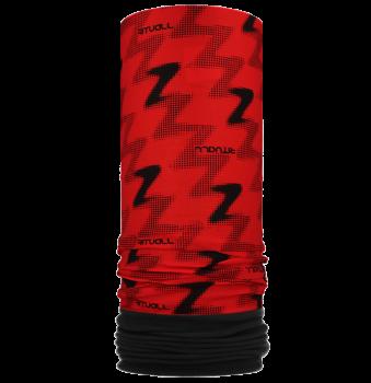 Nákrčník s flisem ZETKO R527FB červená