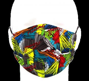 Rouška design ŠRÁFY R957D