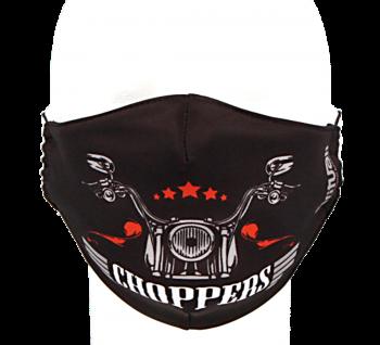 Rouška design CHOPPERS R958D