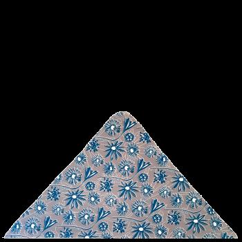 trojcípý šátek BODLÁKY R106HF