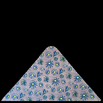 trojcípý šátek BODLÁKY R106HFS