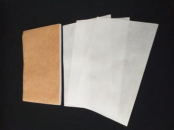 Covid-filtry ROVNÉ (řezaná textilie Melt-blown s filtrací 81%) F919   10 ks